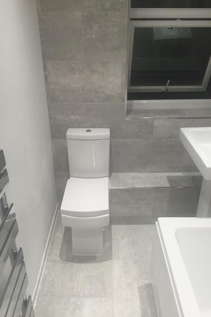 Bathroom Installation, Redditch